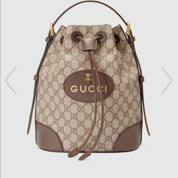 5f012e89cd8 Gucci Handbags - GUCCI GG SUPREME BACKPACK